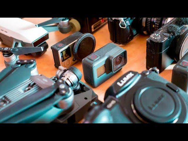 How to MATCH DIFFERENT CAMERAS quick and easy