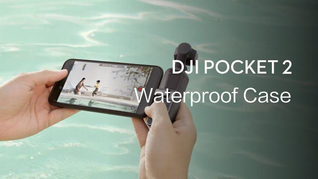 DJI Pocket 2 | How to Use DJI Pocket 2 UNDER WATER with Waterproof Case