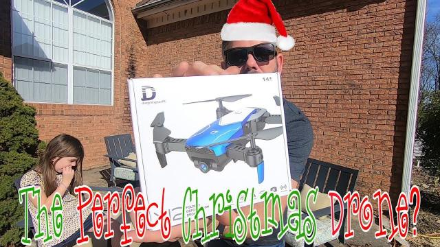 X12 WiFi FPV RC Drone - Is it the best non-GPS Christmas Drone under $50?