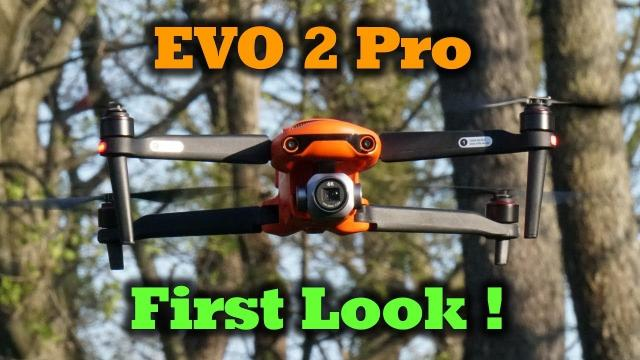 Autel EVO 2 Pro - Hands On Overview!