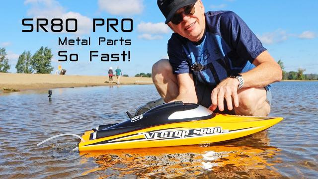 Super Awesome popular RC Speed Boat - Vector SR80 Pro - Review
