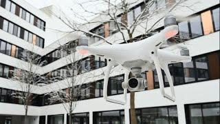 Ausweich-Champion: DJI Phantom 4 Drohne im Test | CHIP