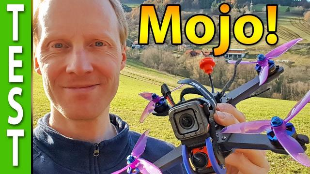 ImmersionRC Vortex 230 Mojo Review, Testflights, install FrSky XSR and Crossfire, mods, Cam