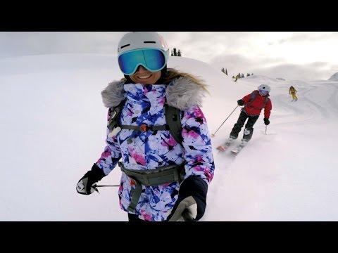 GoPro: Mother-Daughter Ski Day With Julia Mancuso
