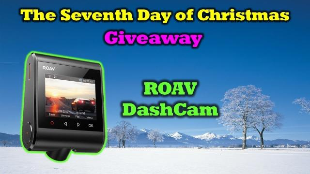 Free ROAV DashCam - 12 Days of Drone Valley Christmas Giveaways 2019