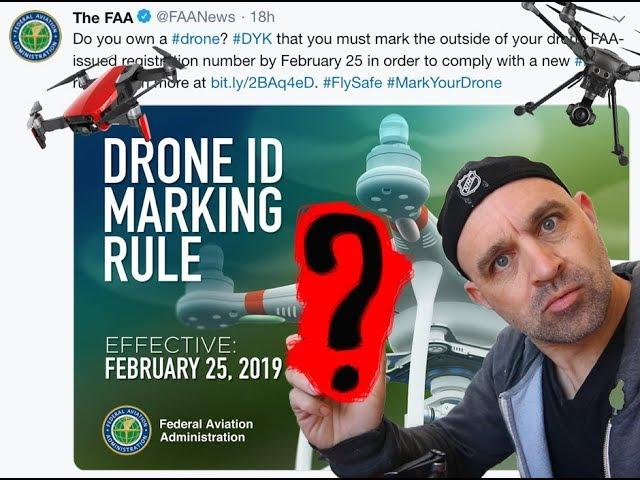This could save Drone flyers $27500.00... New FAA Drone Rules