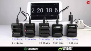 Comparing Battery Chargers For GoPro - Wasabi Power Vs Smatree