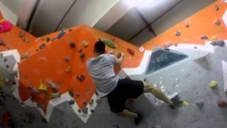 GoPro Rock Climbing At GoNature Gym Hong Kong
