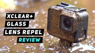 BEST repel glass for GoPro lens! Xclear+ REVIEW + GIVEAWAY!! | MicBergsma