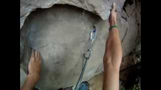 GoPro Rock Climbing At Muir Valley - Red River Gorge June 6 2012