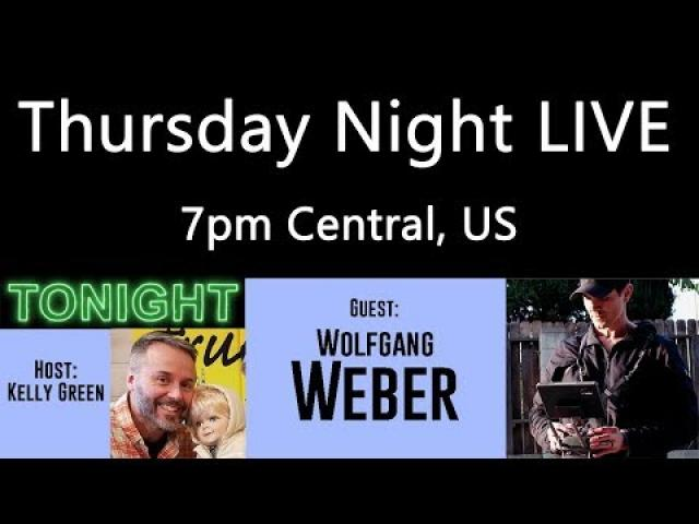 Ken Heron - TNL (Show #108) Wolfgang Weber and Freewell lens filter giveaway
