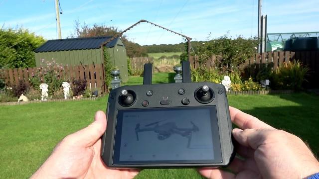 DJI Smart Remote Matte Screen Protector