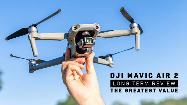 DJI Mavic Air 2 Long Term Review - The Greatest Value in a Drone