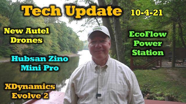 Drone Valley Tech Update - Autel Nano / XDynamics / Zino Mini Pro