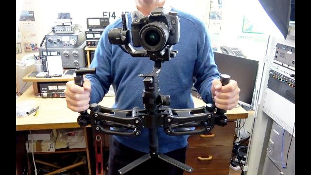 DJI Ronin S 4th Axis Gimbal Stabilizer