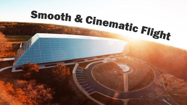 Cinematic FPV - As smooth as possible - GoPro Hypersmooth + DJI FPV System
