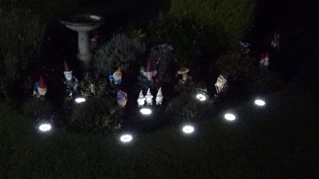 Biling, Solar Powered Ground Lights