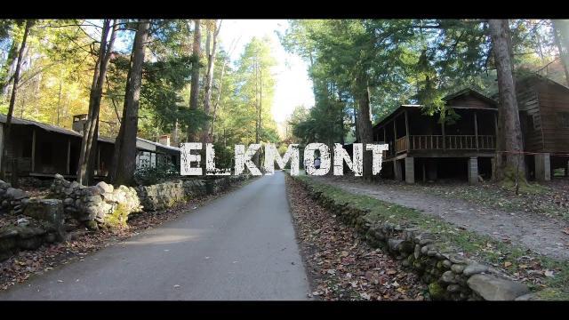 #GSMNP #ELKMONT 1 Minute TimeWarp Hike!