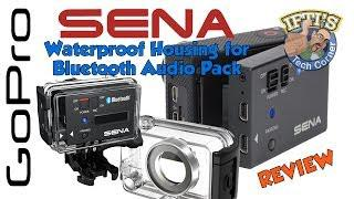 Sena Waterproof Housing For GoPro Bluetooth Audio Pack - REVIEW