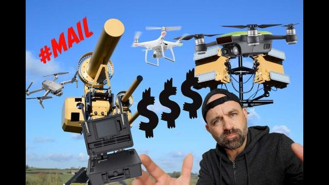 Who Pays when Counter Drone System takes down my drone for NO reason //MAIL- 108