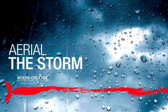 DJI Inspire 1 with Nikon D800 - The Storm