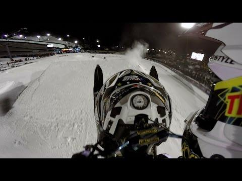 GoPro: Colten Moore Wins Gold - 2015 Winter X Games Aspen