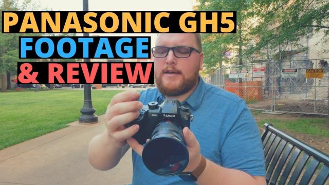 Panasonic GH5 LOG Footage Color Grade + Download 4K Files