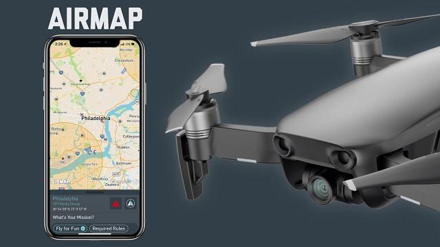 A Must Have Preflight Drone App - AirMap