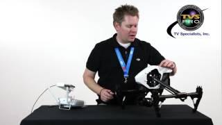 DJI Inspire 1 Pro X5 Unboxing, Review, & Sample Footage