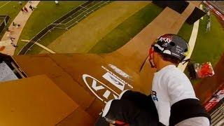 GoPro HD: Mitchie Brusco's Road to X Games XVIII Episode 1