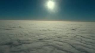 DJI Phantom 4 Max altitude and flight above the clouds