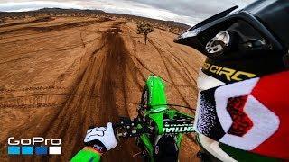 GoPro: Desert Moto Shred with Team Kawasaki