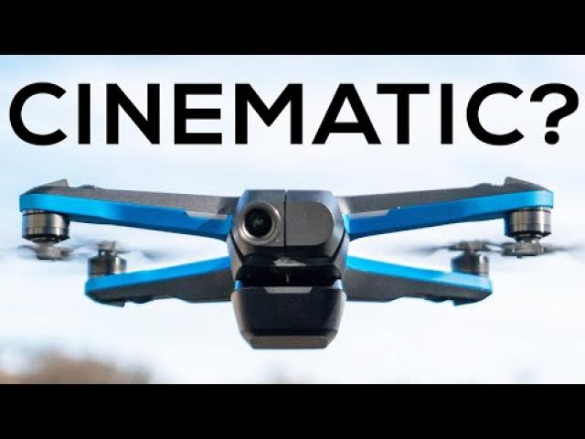Can the Skydio 2 Shoot Cinematic Footage?