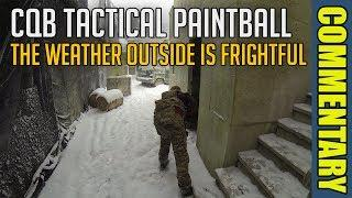 GoPro: Paintball - The Weather Outside Is Frightful (TDM In A