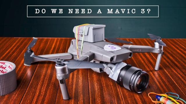 DJI MAVIC 3 // YOU WILL WANT IT (BUT WILL YOU NEED IT?)