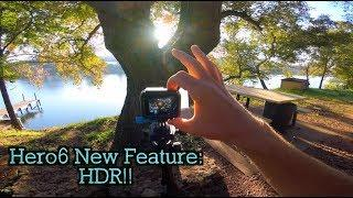 GoPro Hero6: NEW HDR Feature! GoPro Tip #602