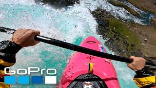 GoPro: Kayaking Down 134ft Chilean Waterfall with Dane Jackson