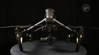DJI Inspire 1 Pro Black Edition CLOSEUP! 4K!
