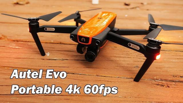 The (New) Best $999 Drone? - Autel Evo