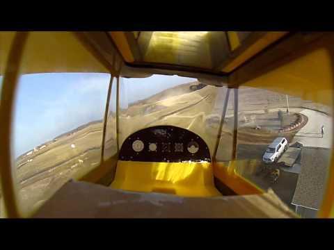 Rc Plane Crash GoPro