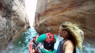 GoPro + Jetski + Lake Powell = FUN!