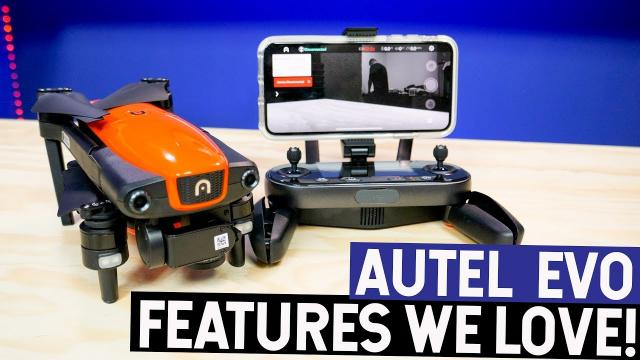 Autel EVO Features We Love!