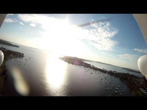 RC Plane Crash With Gopro Hero On Board. Awesome Footage.