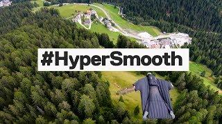 GoPro: HERO7 Black #HyperSmooth - Jeb Corliss Wingsuit Death Star Run in 4K