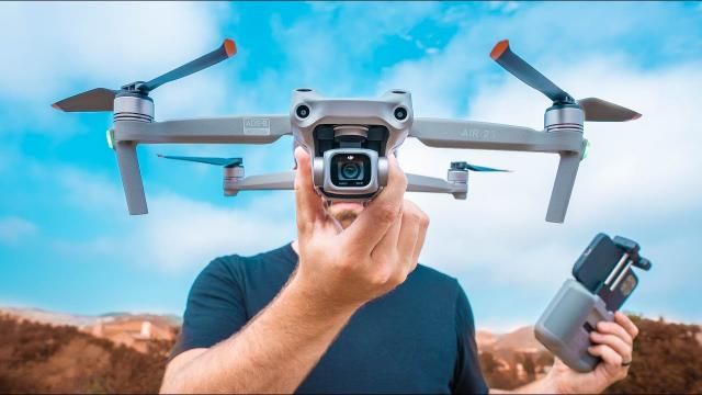 Drone Filmmaking Beginners Guide - How To Fly a Drone