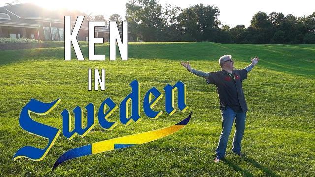 Ken goes to Sweden - KEN HERON (with Mattias Allring)