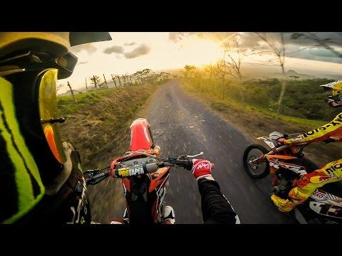 GoPro: Panama Moto Adventure With Nate Adams & Ronnie Renner