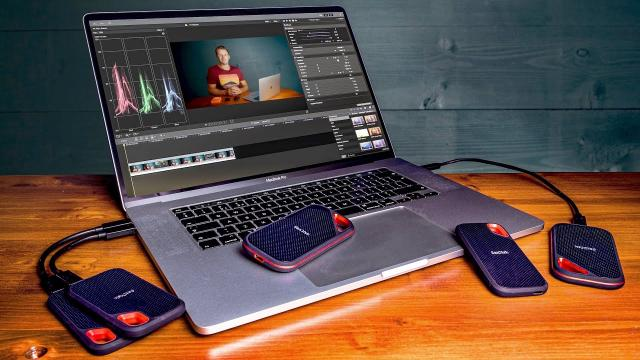 Does A Fast SSD Make FCPX/Premiere Video Editing Faster? (nope...)