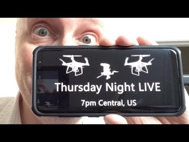 Ken Heron - TNL (Show#35) ReadySetDrone - Tshirt Giveaway