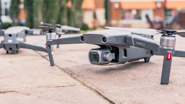 Can the DJI Mavic 2 Pro Be Used for Commercial Drone Work?